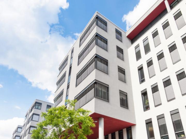 modernes Haus in Deutschland - Gebäude
